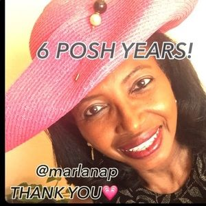 6 SHARES FOR 6.🎈CELEBRATE MY 6 YEARS ON POSH!🎈
